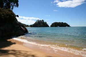 Our favourite - Little Kaiteriteri beach