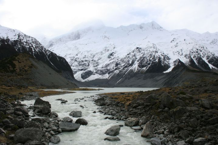Hooker Valley walk