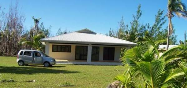 Cook islands holiday house