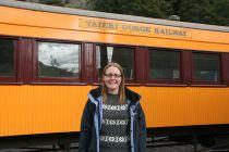 Taieri gorge railway trip