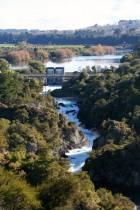 Aratiatia Dam opening