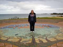 Sundial in Torquay