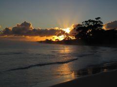 Binalong bay sunrise