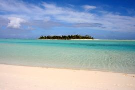 Beautiful Maina Island