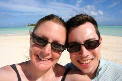 On honeymoon island