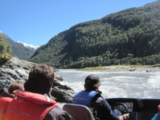 Navigating the Dart River
