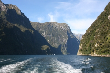 Beautiful Milford Sound