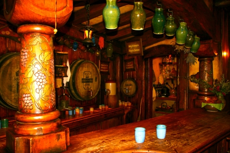 Inside The Green Dragon