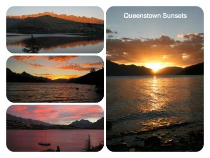 Queenstown Sunsets