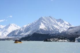 Glacier Explorers Boat Trip