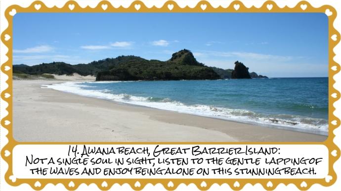 14 awana beach