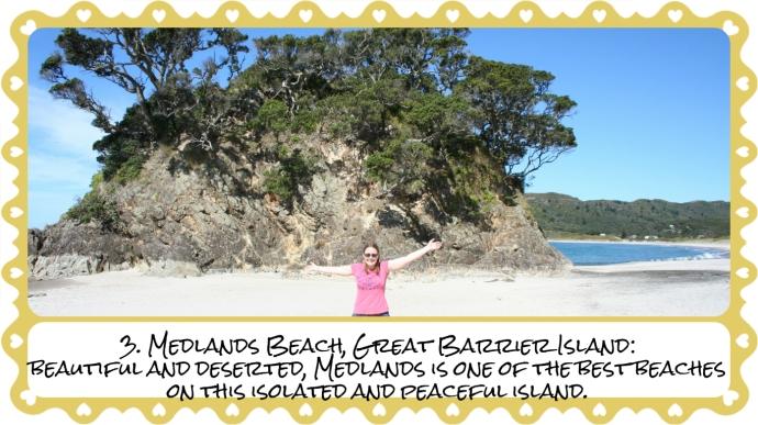3. Medlands beach