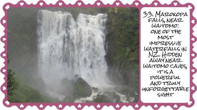 33marokopa falls
