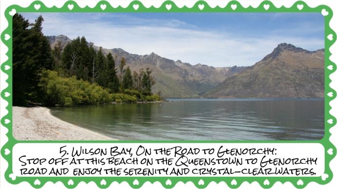 5. Wilson bay
