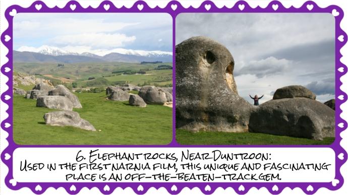 6. elephant rocks