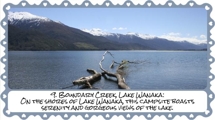 9. boundary creek